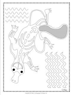 Indigenous Art coloring #7, Download drawings