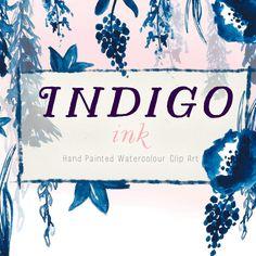 Indigo clipart #4, Download drawings