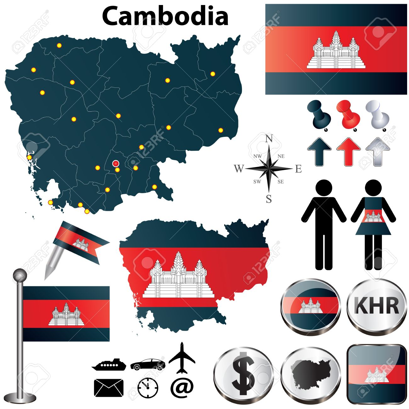 Indochina clipart #7, Download drawings