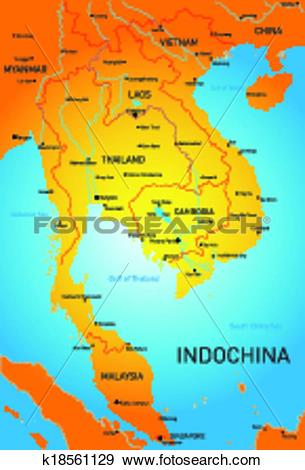Indochina clipart #13, Download drawings