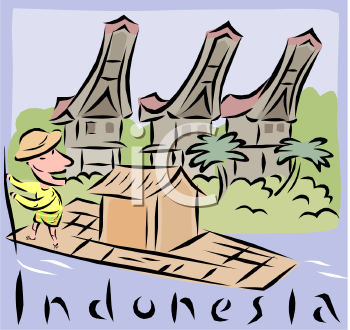Indonesia clipart #3, Download drawings