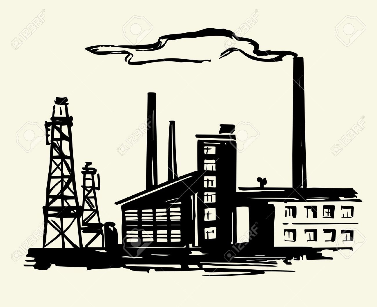 Industrial clipart #5, Download drawings