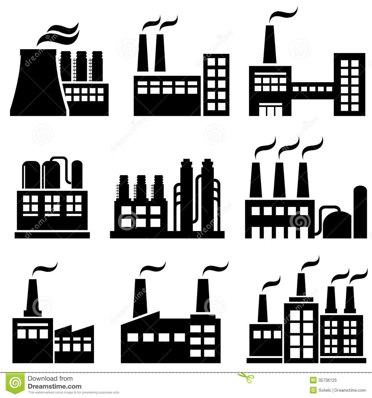 Industrial clipart #10, Download drawings
