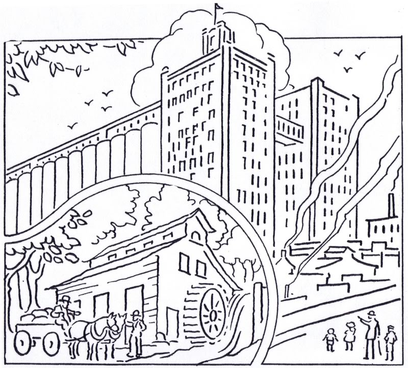 industrial revolution coloring pages - photo#3