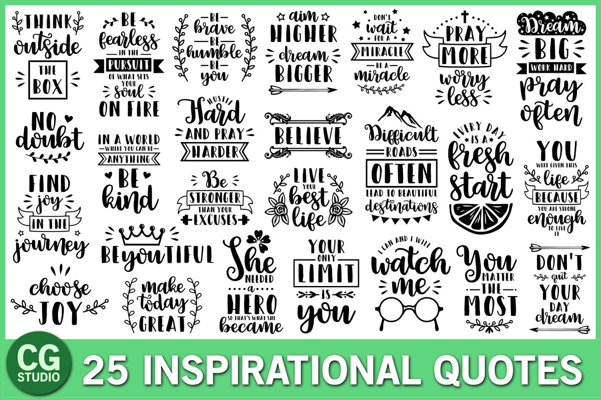 inspirational quotes svg #623, Download drawings