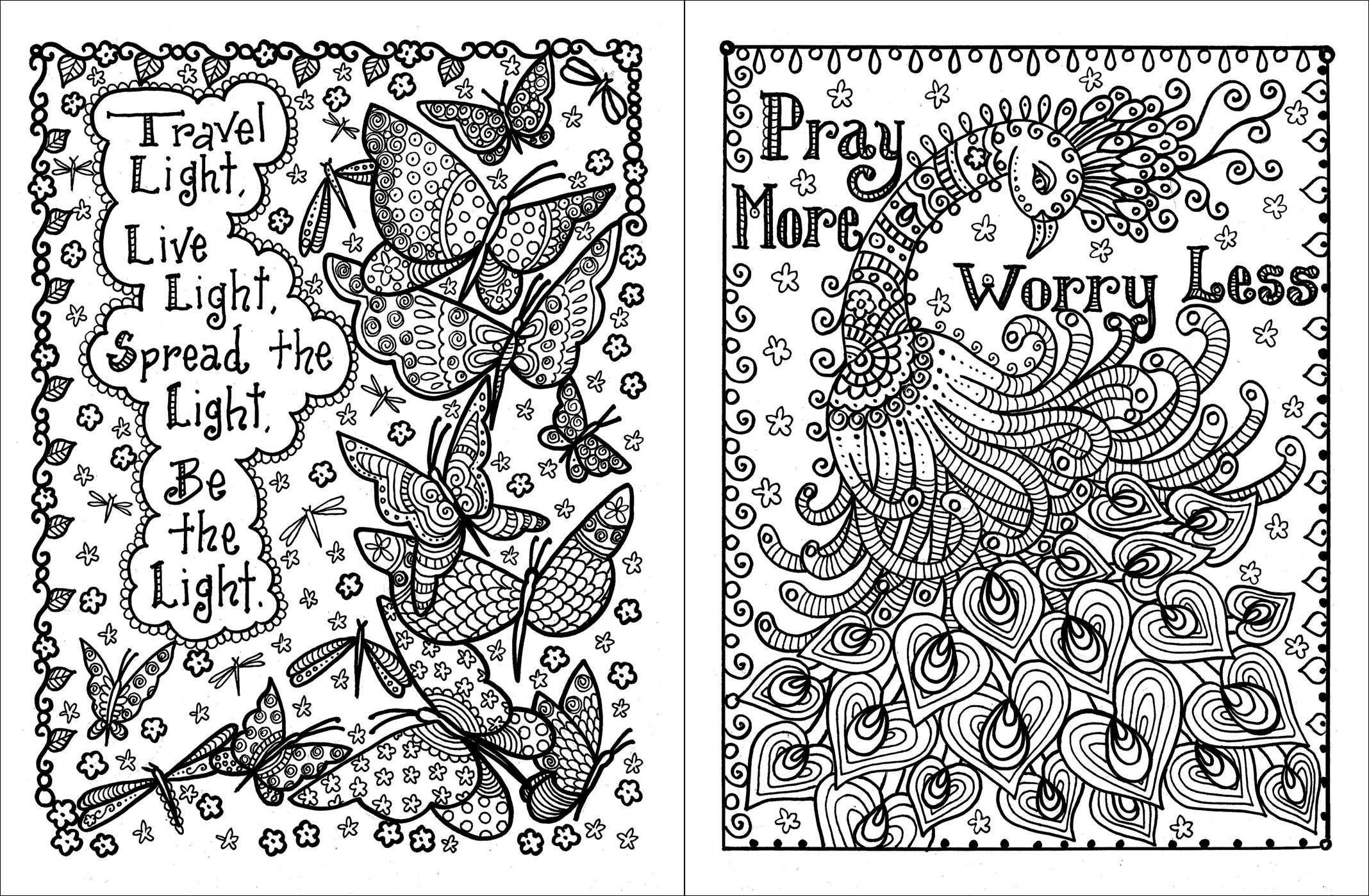 Inspiring coloring #3, Download drawings
