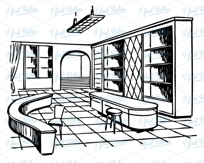 Interior clipart #18, Download drawings