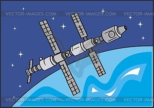 International Space Station clipart #16, Download drawings