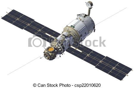 International Space Station clipart #7, Download drawings