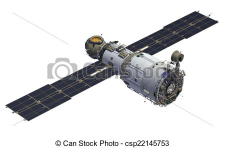 International Space Station clipart #10, Download drawings