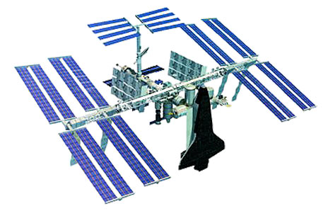 International Space Station clipart #20, Download drawings
