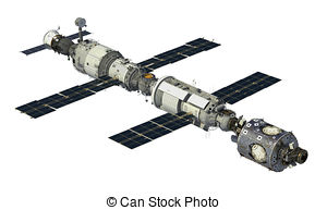 International Space Station clipart #8, Download drawings