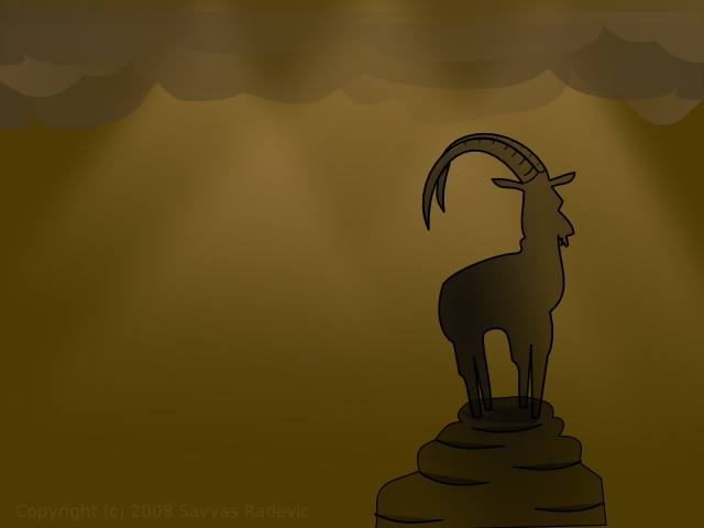 Intrepid Ibex clipart #4, Download drawings
