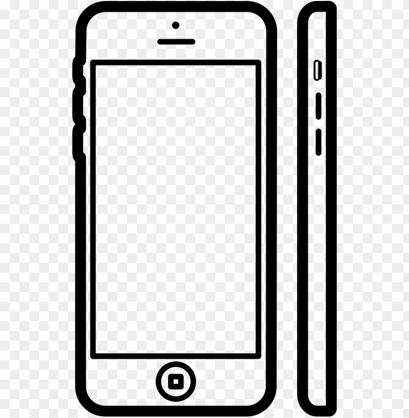 iphone svg #280, Download drawings