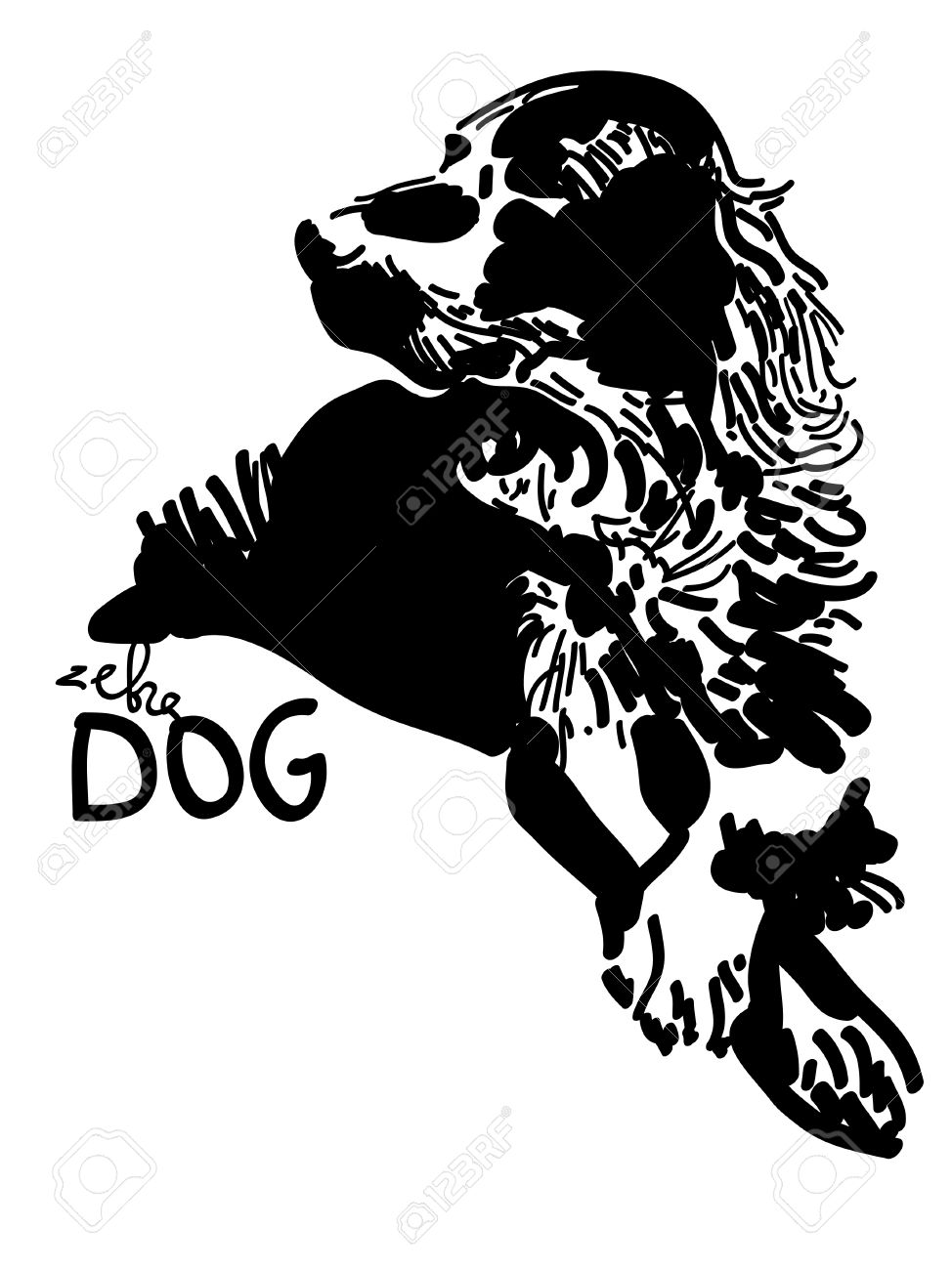 Red Setter clipart #3, Download drawings
