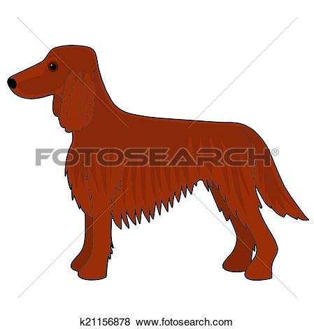 Irish Setter clipart #14, Download drawings