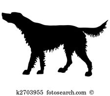 Red Setter clipart #14, Download drawings