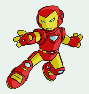 Iron Man clipart #7, Download drawings