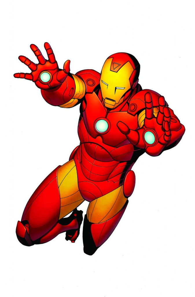 Iron Man clipart #1, Download drawings