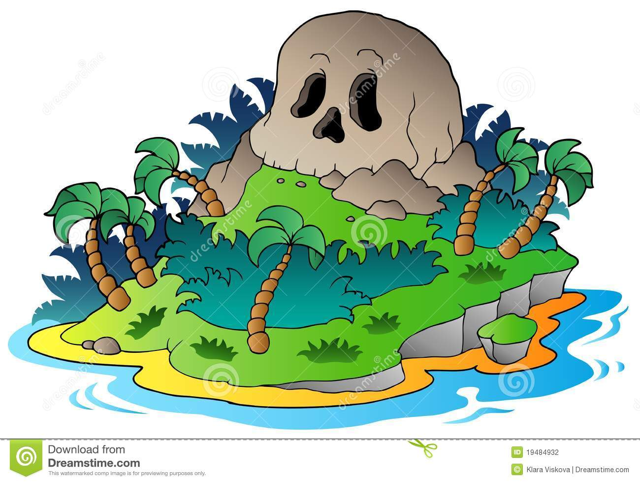 Island clipart #5, Download drawings