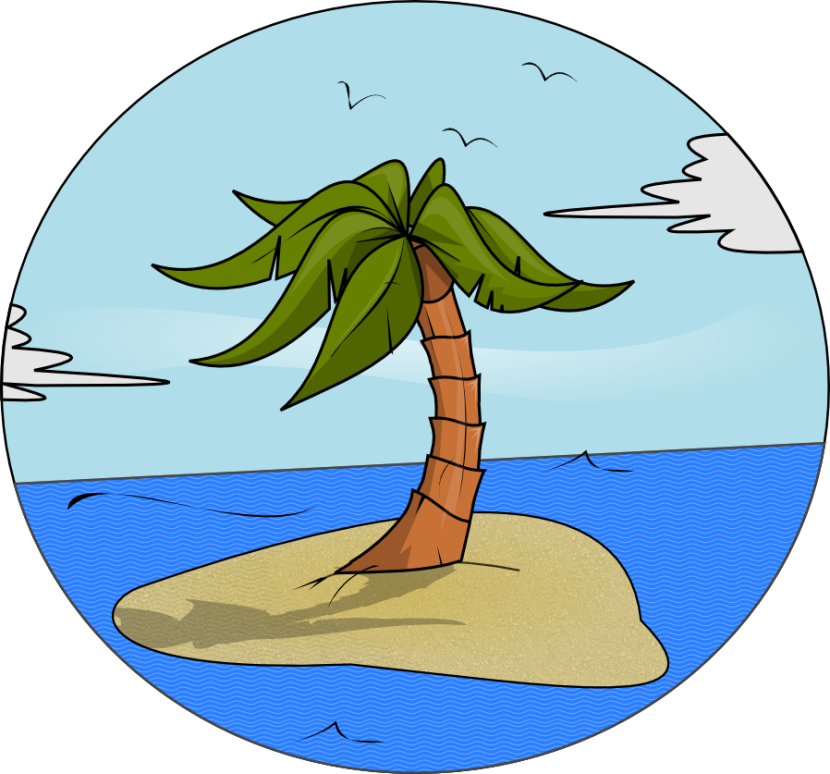 Island clipart #4, Download drawings