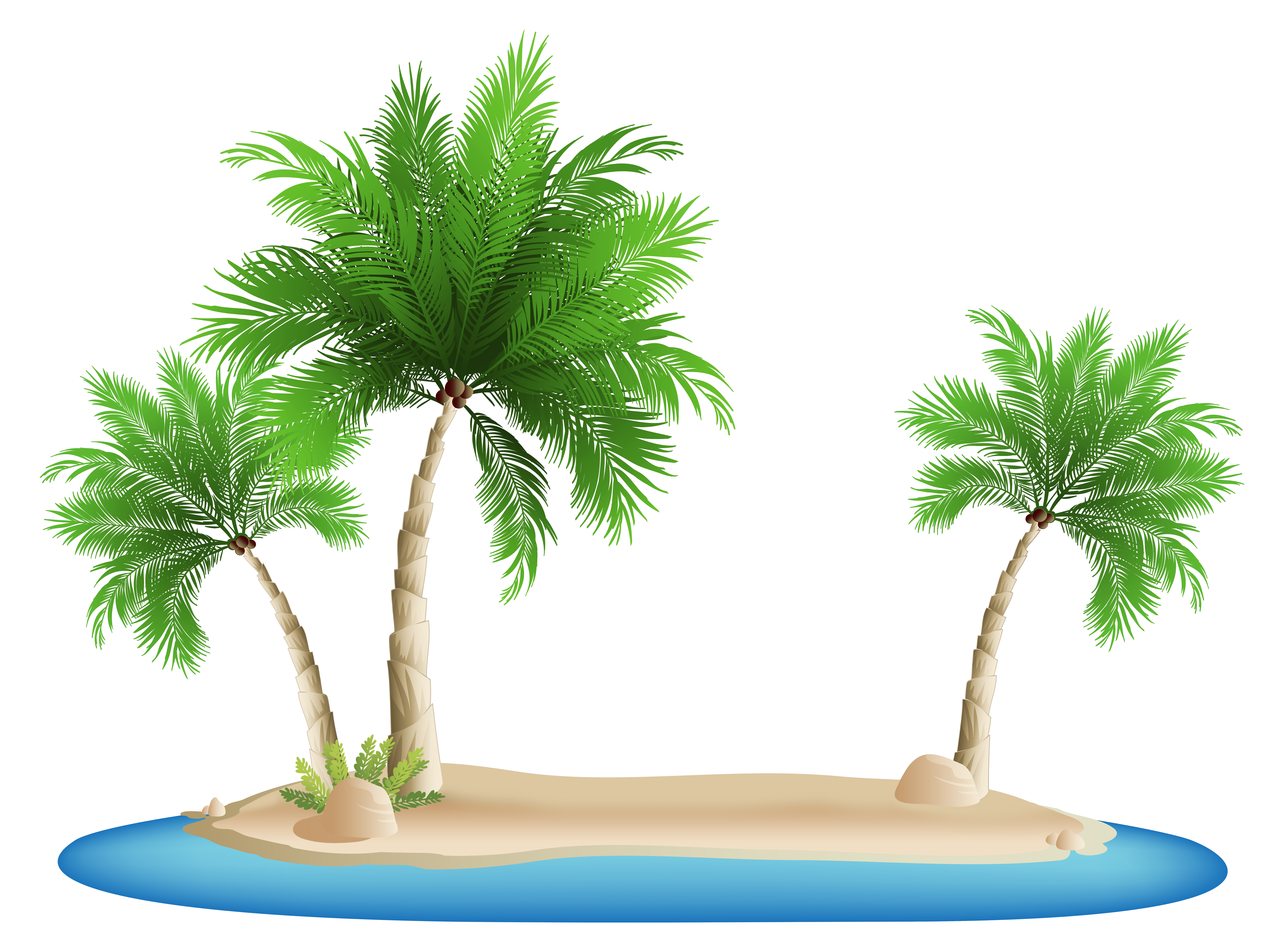 Island clipart #1, Download drawings
