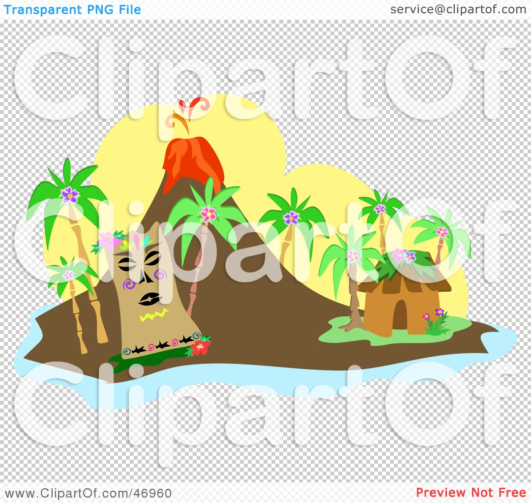 Vulcano Island clipart #14, Download drawings