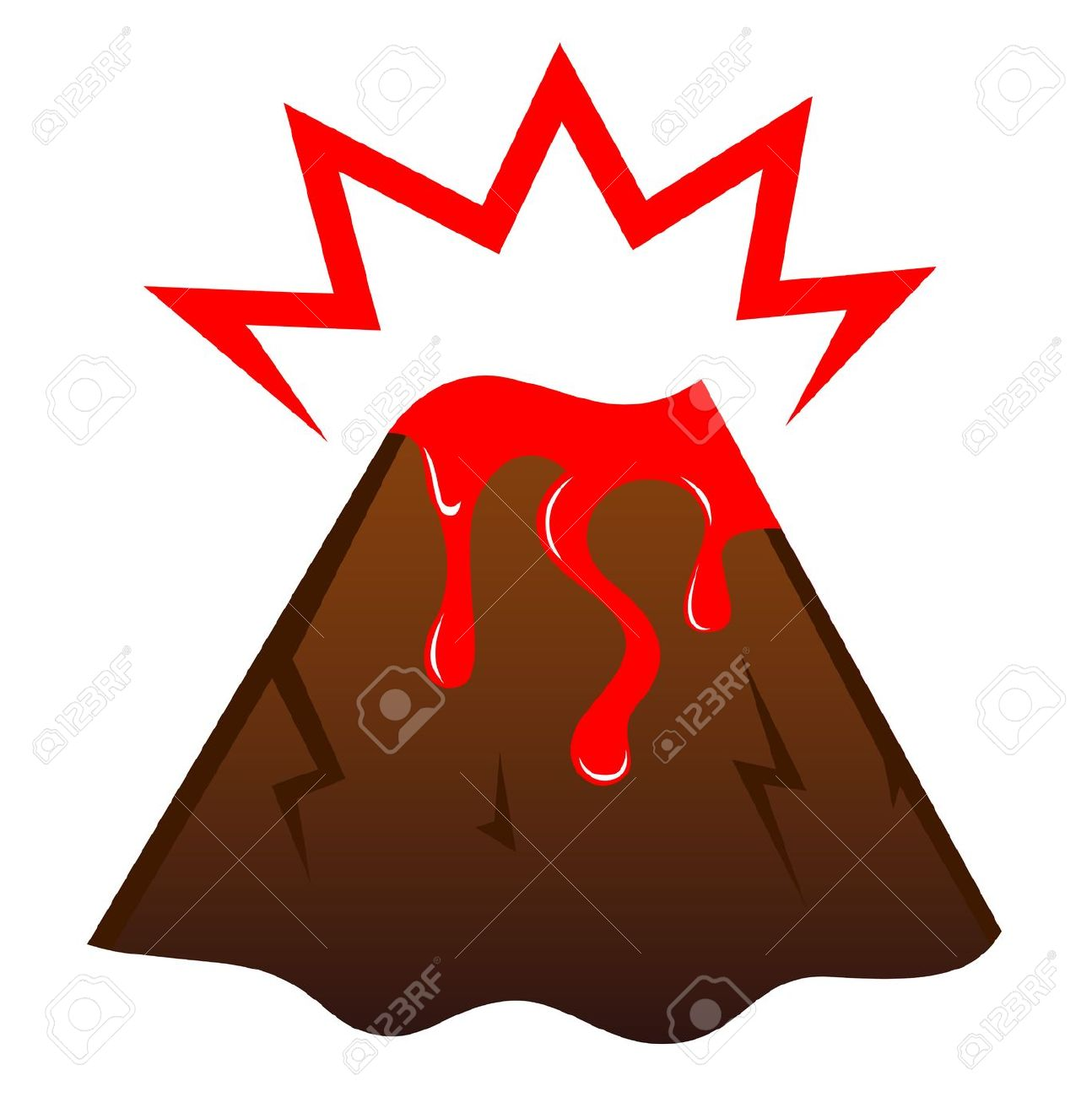 Island Volcano Eruption clipart #9, Download drawings