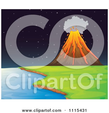 Island Volcano Eruption clipart #10, Download drawings