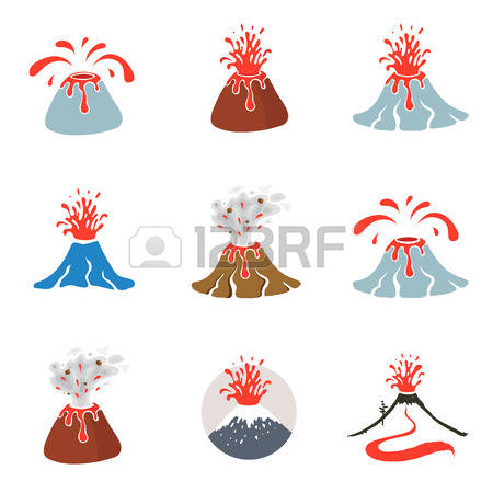 Island Volcano Eruption clipart #4, Download drawings