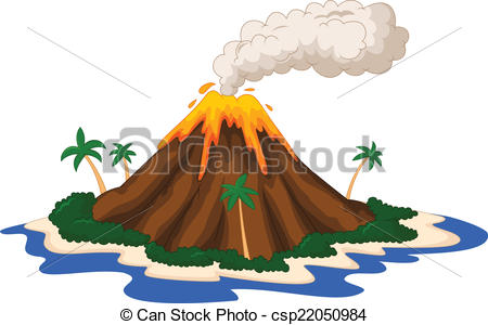 Volcano clipart #1, Download drawings