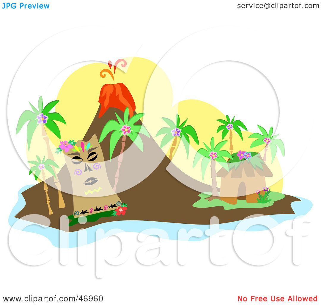 Vulcano Island clipart #11, Download drawings