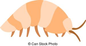 Isopod clipart #6, Download drawings