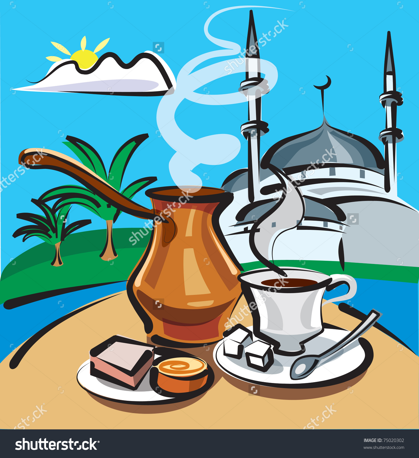 Istanbul clipart #19, Download drawings