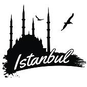 Istanbul clipart #3, Download drawings