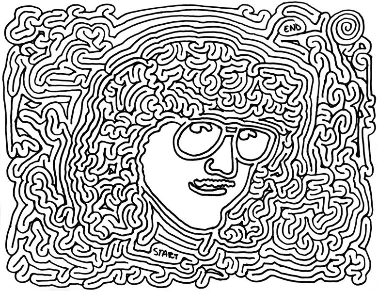 It Crowd coloring #14, Download drawings