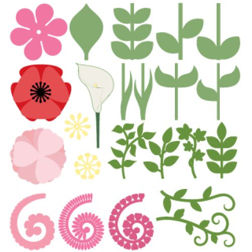 Fern svg #4, Download drawings