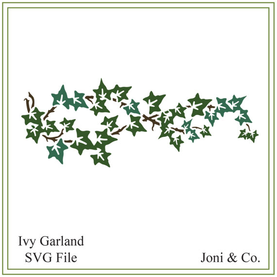 Ivy svg #19, Download drawings