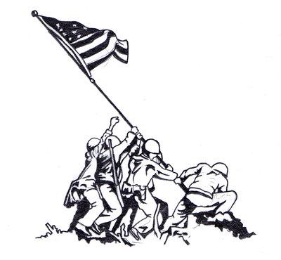 Iwo Jima clipart #15, Download drawings