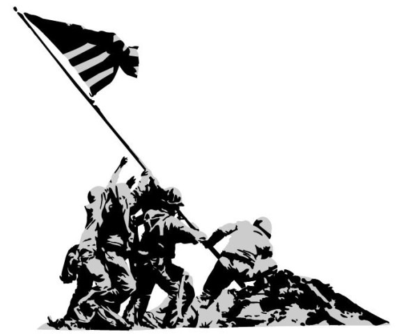 Iwo Jima clipart #10, Download drawings