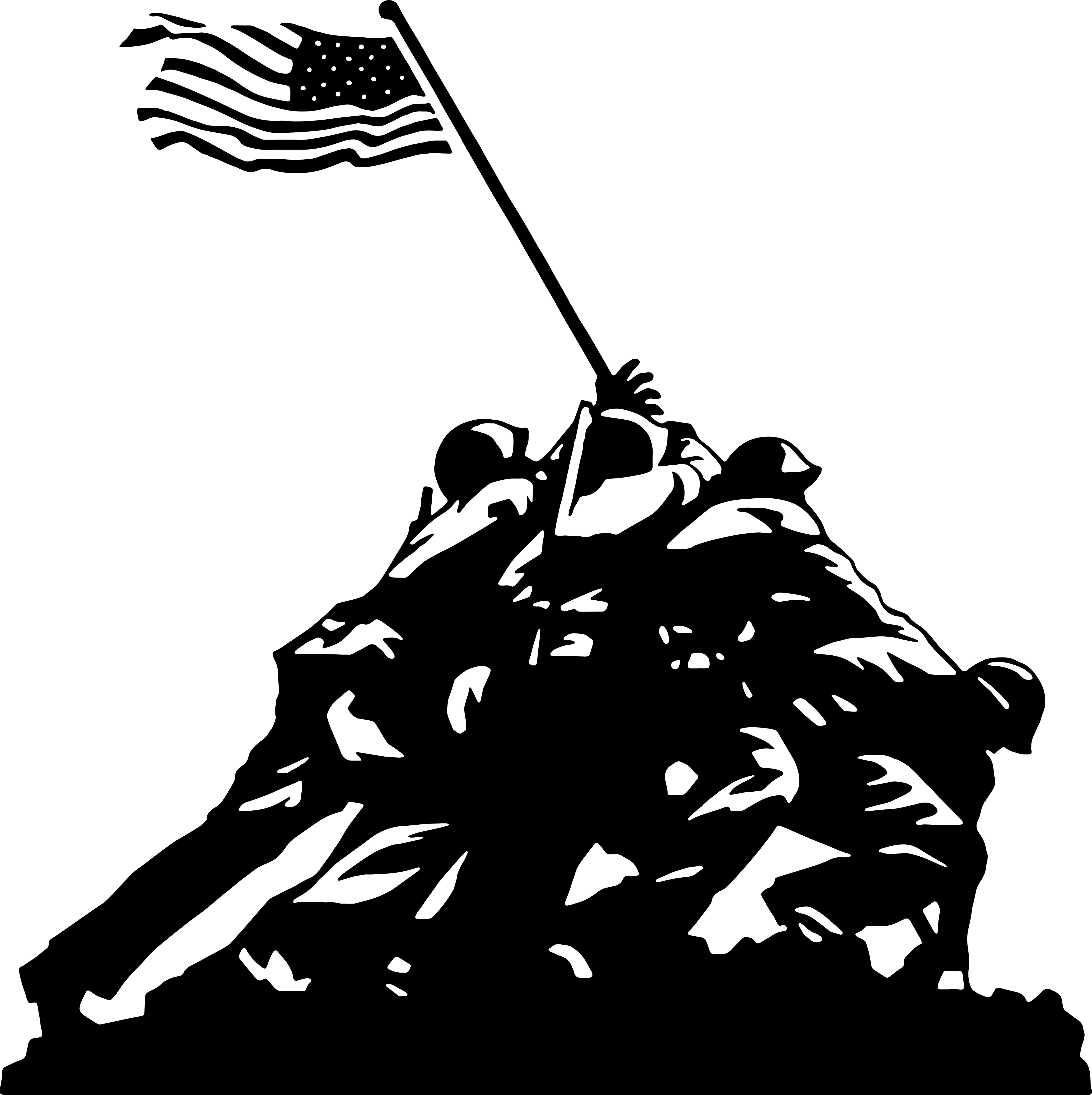 Iwo Jima clipart #2, Download drawings