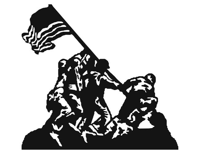 Iwo Jima clipart #3, Download drawings