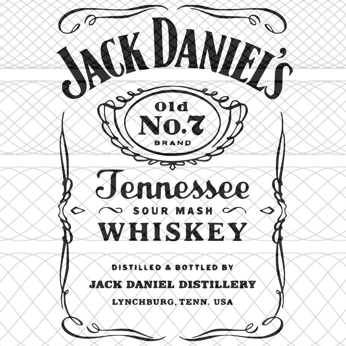 jack daniels svg #359, Download drawings