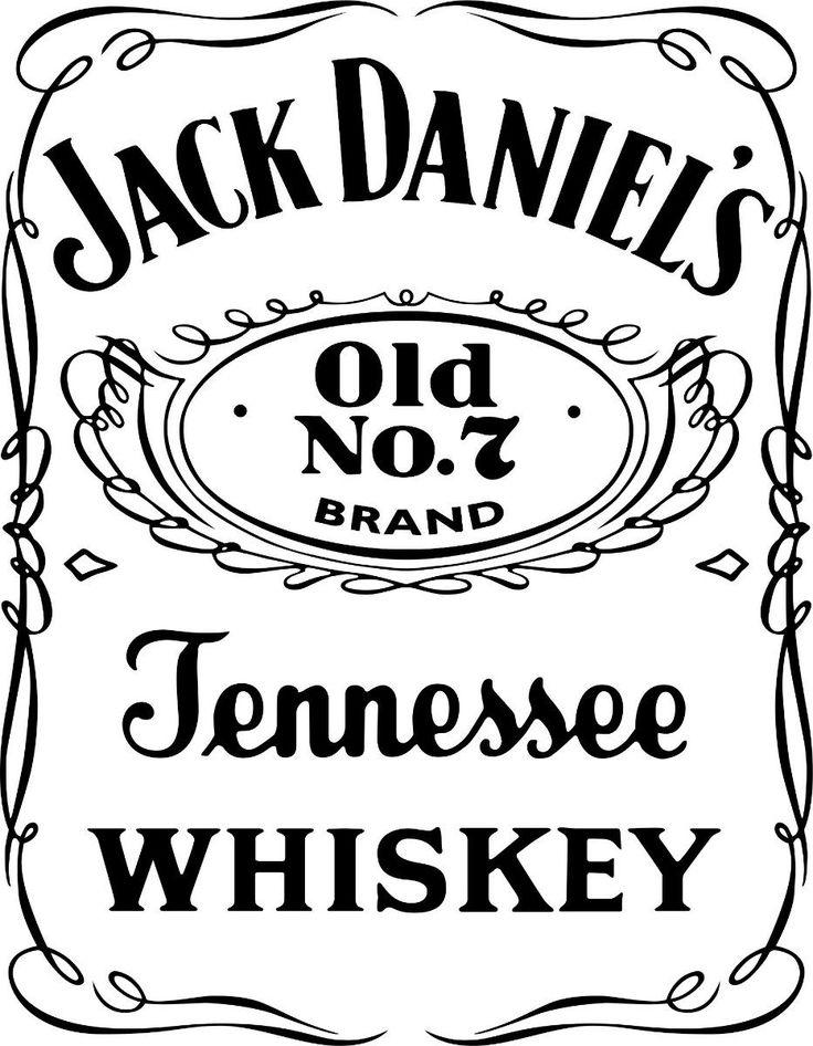 jack daniels svg #342, Download drawings