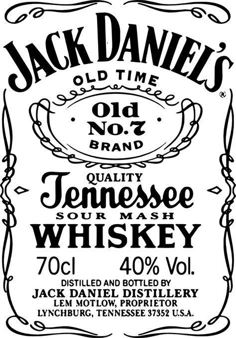 jack daniels svg #358, Download drawings
