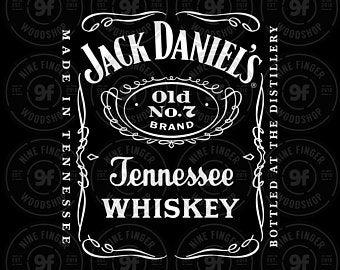 jack daniels svg #357, Download drawings
