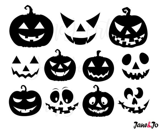 jack o lantern face svg #750, Download drawings