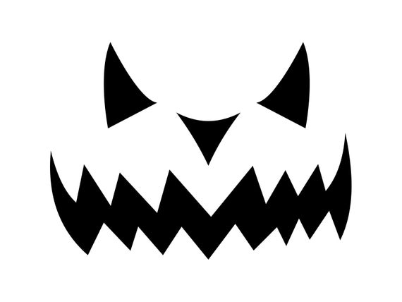 jack o lantern face svg #755, Download drawings