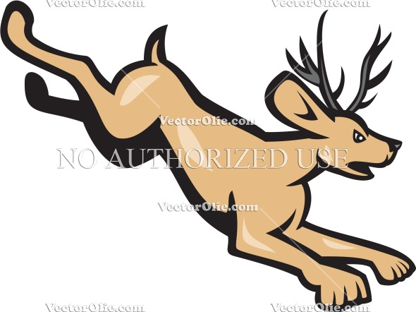 Jack Rabbit clipart #3, Download drawings