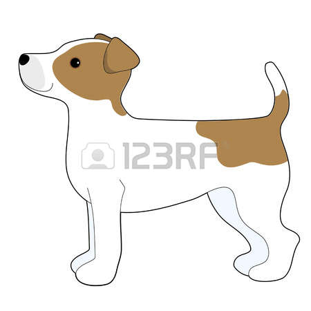 Jack Russell Terrier clipart #1, Download drawings